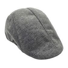 Gorra para hombre Mujer Papelero Boina Sombrero Hiedra Golf Gatsby conductor 2c09f2b9985