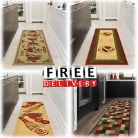 "Hallway Rug Runners 20x59"" Kitchen Area Carpet Non Slip Rubber Long Floor Mat"