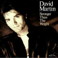 David Martin - Stronger Than The Weight CD *RARE* 1985 *SEALED*