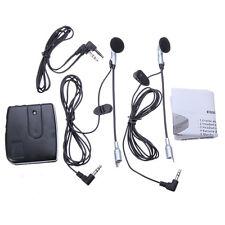 Casco de motocicleta Comunicación Walkie Talkie Interphone Intercomunicador Auriculares OS