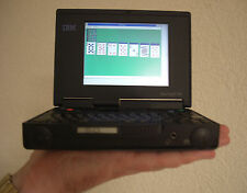 IBM PalmTop PC-110 legendary UMPC from Japan Subnotebook Thinkpad