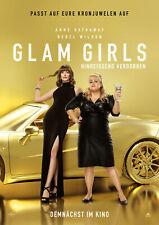 Glam Girls original XL Kinoplakat 2019 DIN A1 Neu Poster 59x84cm Anne Hathaway