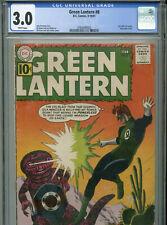 Green Lantern #8 - October, 1961 - CGC 3.0 (Kane/Giella art)