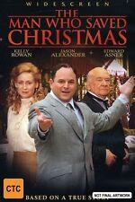 The Man Who Saved Christmas (DVD, 2003)