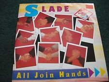 SLADE - ALL JOIN HANDS , RCA 1984 , EX/EX ,12'' rcat455