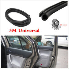 3M Rubber Car Door Trunk Lip Edge Seal Moulding Trim Protector Strip Universal