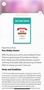 McDonalds monopoly 2021 (Free Hobby Session)