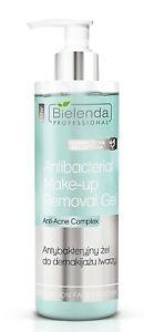 Bielenda Professional Antibacterial Make Up Removal Gel Anti-Acne Complex 200g