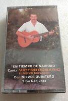 Victor Rosario En Tiempo de Navidad Nieves Quintero PETTY 3110 Cassette Sealed