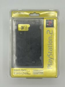 NIB Vtg Original Sony PlayStation 2 Network Adapter SCPH-10281 Brand New