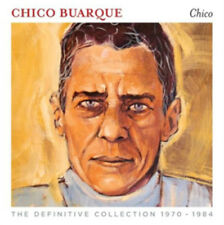 Chico Buarque : The Definitive Collection 1970-1984 CD (2012) ***NEW***