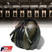 Safety Range Noise Cancelling Ear Muffs Folding Hearing Protection Gun Shooting