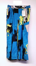 QUIKSILVER Men's SCORPION PRINT Snow Pants - BBL - XL - NWT