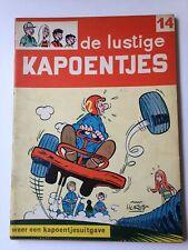De lustige Kapoentjes 14 - Hurey (1969)