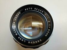 N.Mint Vintage Auto Sears  55mm f/1.4 M42 Screw Mount Lens