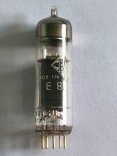 Telefunken E80CC Gold Pin Valve/Vacuum Tube, AVO Tested - (#32)