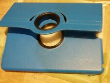 Doupi I pad case blue approx 14 by 17cm 2 parts
