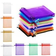 Drawable Packaging Organza Bags Wedding Party Jewelry Bag gift & Pouches