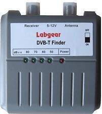 DVB-T Signal Finder Digital TV Aerial Terrestrial Strength Meter Freeview HD TV