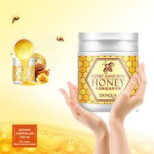 Moisturizing Hand Mask Soft Hand Care Cream Milk&Honey Wax Mask Peel-Off