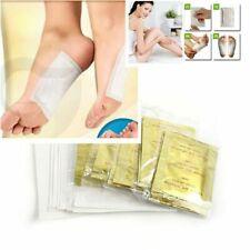 10/20 PCS Ginger Detox Foot Pads Patch New Herbal Pads Detox L3N9