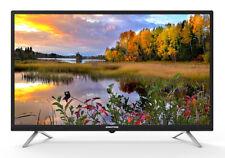 "Smart TV Led 32"" pollici Televisore UNITED HD Ready DVB-T/T2 Dolby Audio WiFi"
