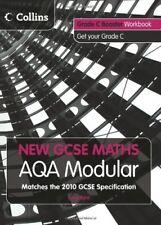 New GCSE Maths - Grade C Booster Workbook: AQA Modular, New Books