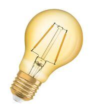 Osram LED VINTAGE 1906 Classic 12 E27 Retro Filament 1.4W 2500K wie 12W