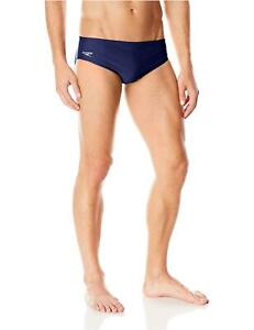 Mens Speedo Lycra Swimming Swim Brief Size UK 40 3XL Drawstring Waist RRP £30
