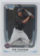 (15) 2011 11 Bowman Chrome Draft Joe Tuschak Rookie Card Lot New York Mets
