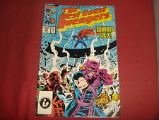 AVENGERS WEST COAST #24  Marvel Comics VF/NM 1987