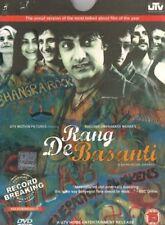 RANG DE BASANTI - ORIGINAL BOLLYWOOD DVD - Aamir Khan, Siddharth Narayan.