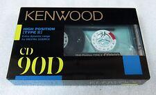 KENWOOD CD 90D cassette tape  № 205