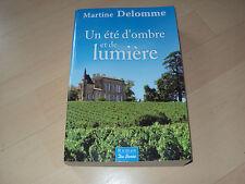 roman UN ETE D'OMBRE ET DE LUMIERE