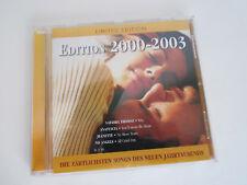 DIE ZÄRTLICHSTEN SONGS DES NEUEN JAHRTAUSENDS / SONY MUSIC 2003!