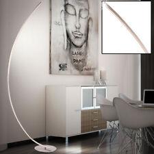 LED Bogen Steh Leuchte Lese Boden Design Stand Lampe Beleuchtung Big Light
