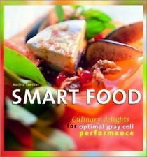 Smart Food: Culinary Delights for Optimal Gray Cell Performance (Vitality Cookin