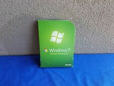 GENUINE Microsoft Windows 7 Home Premium 32/64-Bit Full Retail Version