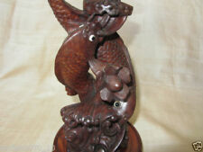 Carving Chinese Japanese Antiques
