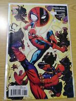 DEADPOOL SPIDER-MAN 8 NM MARVEL PA15-327