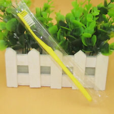 100pcs/lot Good Quality Disposable Toothbrush Traveling Washing Hotel Supplies