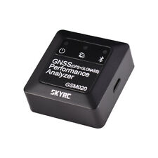 SKYRC GSM020 GNSS Performance Analyzer Speed Meter for RC Car Helicopter Drone