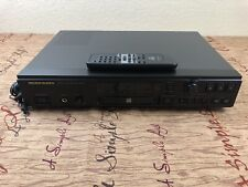 Marantz Compact Disc Recorder DR700 With Remote