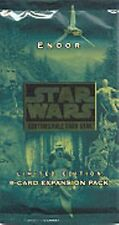 Star Wars CCG -  Endor Booster Single Pack Factory Sealed