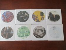 8 Music CD's - The Cranberries - Shel Silverstein - Fairground Attraction -