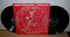 James (Jimmy) Patrick Page-Session Man-Slipped Disc SX TT 979 2-LP Led Zeppelin