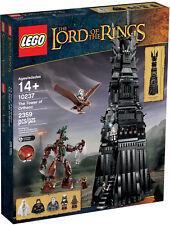 LEGO® 10237 Der Herr der Ringe Tower of Orthanc Neu + OVP + Ungeöffnet!!! Selten