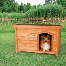 Flat Roof Dog Kennel Medium Dog Outdoor Weaterproof house