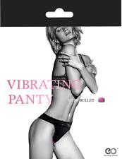 Vibrating Panties Panty Clitoris Clit Stimulator Bullet Vibrator Sex Toy