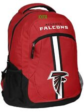 NFL Atlanta Falcons Logo Action Backpack ( School, Work,Travel)